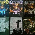 ENTOMBED Clandestine Collection TShirt or Longsleeve