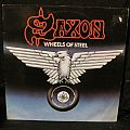 Saxon Tape / Vinyl / CD / Recording etc