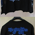 Desaster Longsleeve - The 9 Dates of Hell