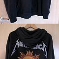 Metallica Hoodie Hooded Top