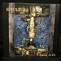 Sepultura Tape / Vinyl / CD / Recording etc