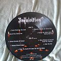 Other Collectable - Inquisition-Nefarious Dismal Orations Picture Vinyl