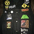 Anthrax - Battle Jacket - First Vest
