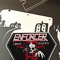 Enforcer North American Tour Patch (Big)