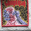"Whiplash ""Power and Pain"" Woven"