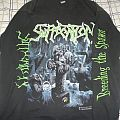 Suffocation - TShirt or Longsleeve - Suffocation - Breeding The Spawn Tour 1993