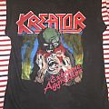Kreator - Extreme Aggression SUPER RARE VERSION TShirt or Longsleeve