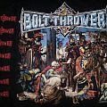 Bolt Thrower - TShirt or Longsleeve - Bolt Thrower - IVth Crusade Longsleeve Original EARACHE