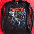 Benediction - Transcend the Rubicon 93 TShirt or Longsleeve