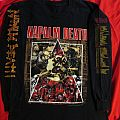 Napalm Death World Keeps Turning longsleeve