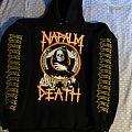 Napalm Death - TShirt or Longsleeve - Napalm Death - Life? Earche hoodie
