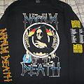 Napalm Death grindcrusher longsleeve TShirt or Longsleeve