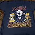 Devastation Tomorrow We Die tour shirt '89
