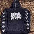 Morbid Angel Bleed for the Devil hoodie TShirt or Longsleeve