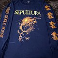 Sepultura - Beneath the Remains World Tour LS