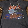 Slayer POSTMORTEM tour shirt