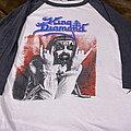 King Diamond NA 1986 Tour Baseball Jersey TShirt or Longsleeve