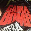 Gama Bomb patch sale/trade