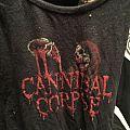 Cannibal Corpse tank TShirt or Longsleeve