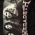 Megadeth pillowcase Other Collectable