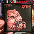 Anthrax printed patch