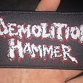 Demolition Hammer patch