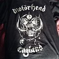 motorhead shirt