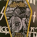 Toxic Holocaust coffin Patch