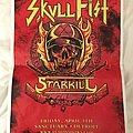 Skull Fist gig poster Other Collectable