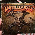 War of Will signed digipack Tape / Vinyl / CD / Recording etc