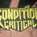Condition critical patch