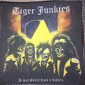 Tiger Junkies patch