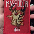 Mastodon patch