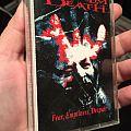 Napalm Death tape Tape / Vinyl / CD / Recording etc