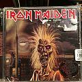 Iron maiden Tape / Vinyl / CD / Recording etc