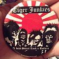Tiger Junkies pin