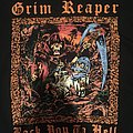 Grim Reaper - TShirt or Longsleeve - Rock you to Hell