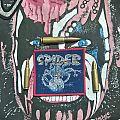 Spider— Rock  'n' Roll gypsies vintage patch