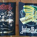 Vintage Backpatches...Sepultura and judas priest  available..ss