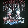 cannibal corpse butched at birth shirt size large