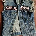 cannibal corpse project Battle Jacket