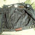 Draghkar - Battle Jacket - Denim Jacket (WIP)