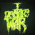 I Declare War Destroy The Weak Hoodie SMALL