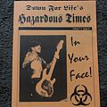 Biohazard Hazardous Times Issue 2 Other Collectable