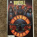Rock n Roll Comics Guns N Roses Other Collectable