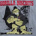 Gorilla Biscuits - TShirt or Longsleeve - Gorilla Biscuits Hold Your Ground Shirt