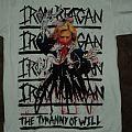Iron Reagan The Tyranny Of Will Shirt