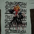Iron Reagan - TShirt or Longsleeve - Iron Reagan The Tyranny Of Will Shirt