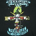 Testament Disciples Of The Watch TShirt or Longsleeve