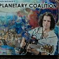 Alex Skolnick Planetary Coalition Signed CD Tape / Vinyl / CD / Recording etc
